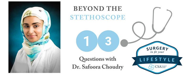 13 Questions with Dr Choudry